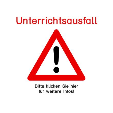 Einstellung des Unterrichts an bayerischen Schulen