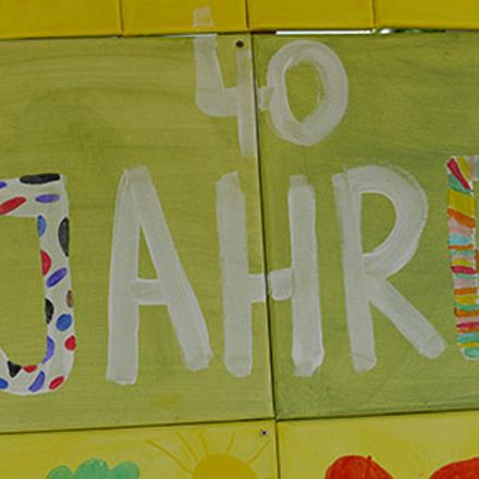 Wir feiern 40 Jahre Cabrini-Schule