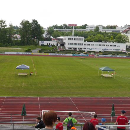 Bezirkssportfest in Passau