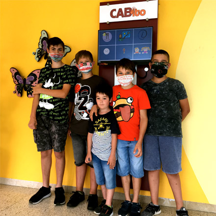Spenden für das Cabrini-Haus